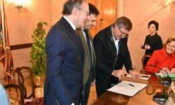 Firmato il protocollo per la messa in sicurezza dei beni culturali