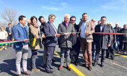 """Inaugurazione del Ponte sulla SP43 """"Portegrandi-Caposile"""""""