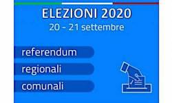 Elezioni 20 21 settembre 2020
