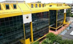 Mestre, Centro servizi 2 della Provincia, anche sede dei Centri per l'Impiego (foto: Mario Fletzer)