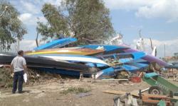 12 giugno 2012: danni alla Remiera Casteo