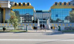 Centro Servizi 2 della Provincia in via Sansovino a Mestre