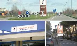 Segnaletica Apt: l'azienda di promozione turistica verso la liquidazione