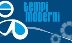 "logo dell'evento ""Tempi moderni"""