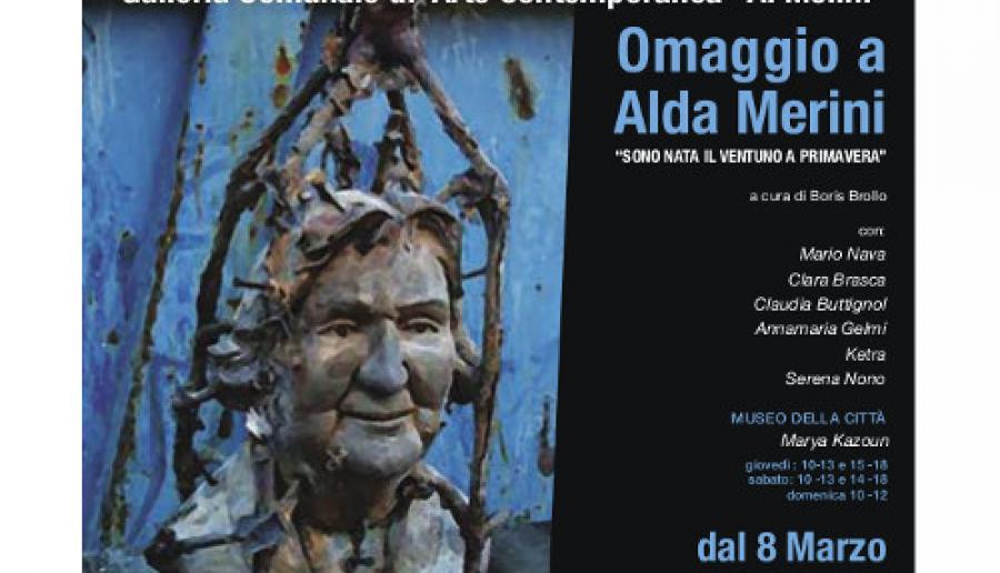 Mostra dedicata a Alda Merini a Portogruaro