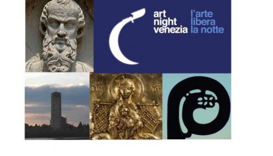 Art Night a Torcello