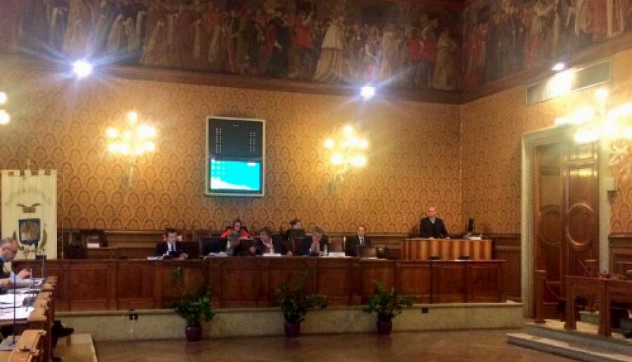 sala del Consiglio