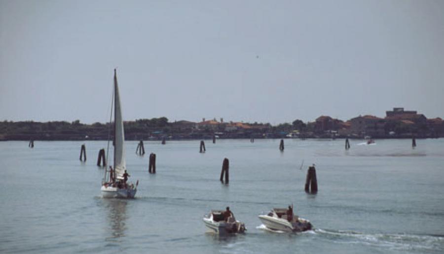 Laguna a Pellestrina - Foto APT Venezia