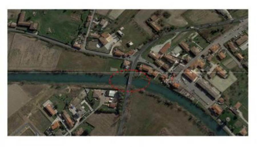 Risanamento ponte sulla SP 12 a Paluello