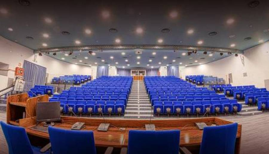 Auditorium della Città metropolitana di Venezia