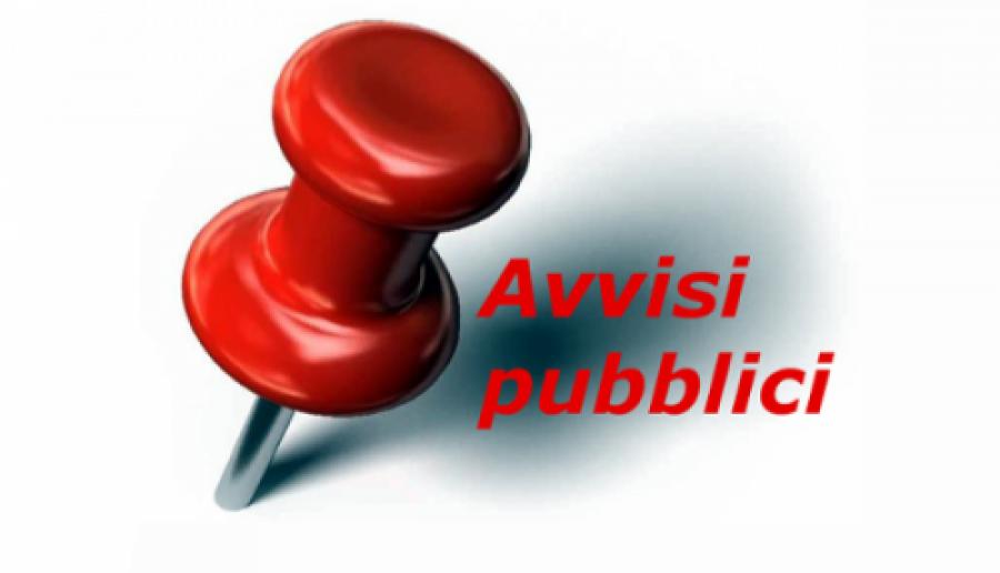 avvisi pubblici