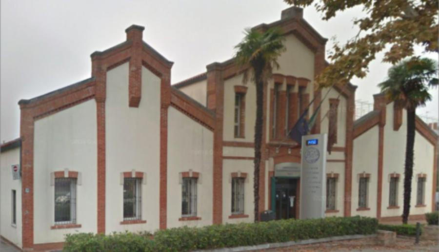 La sede della Camera di Commercio di Mestre