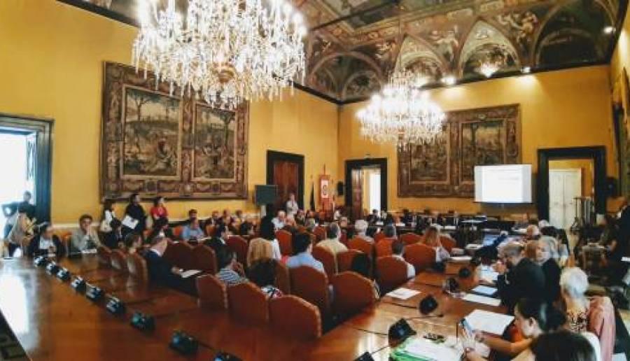 evento DeSK a Genova
