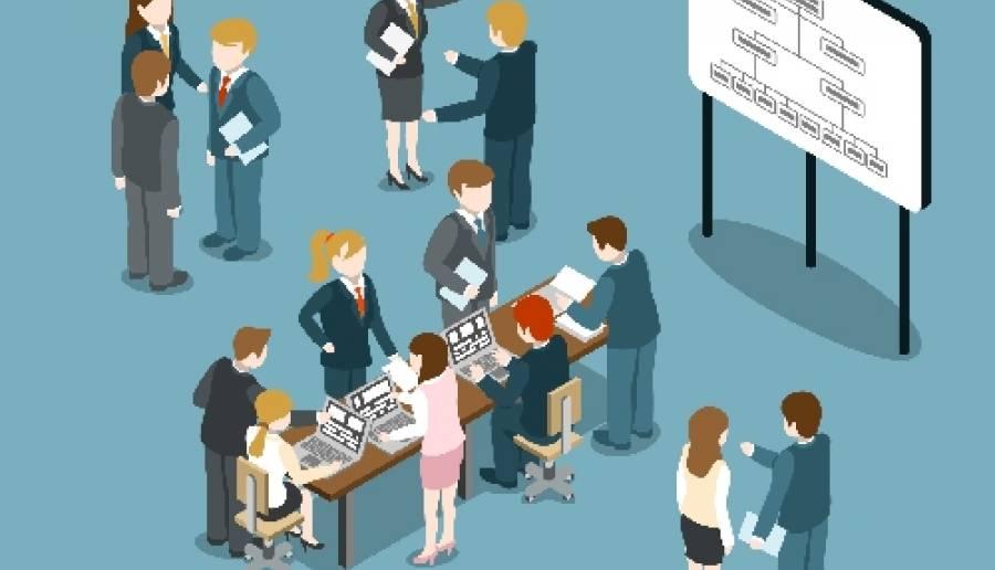 organizzazione uffici (da www.freepik.com)