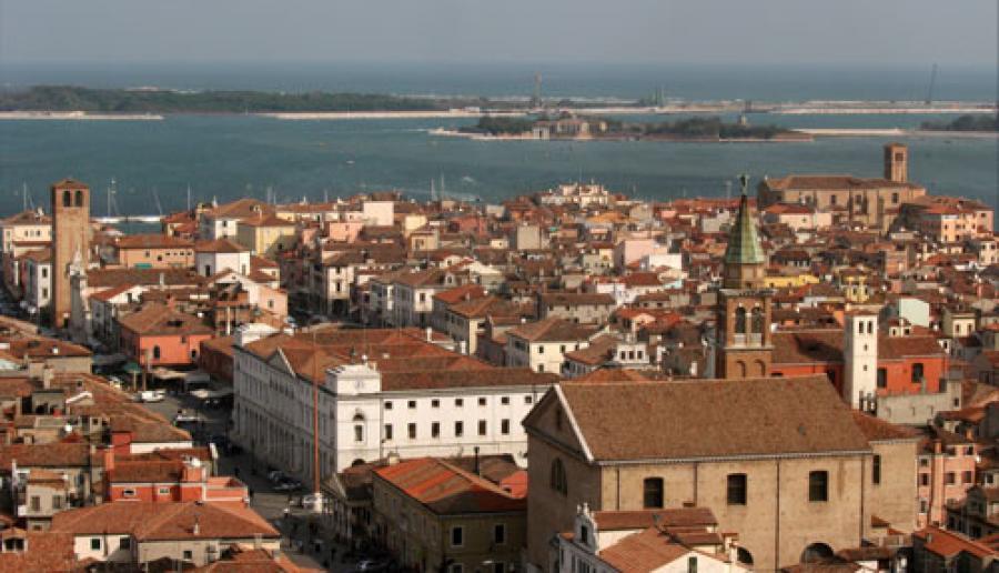Veduta di Chioggia